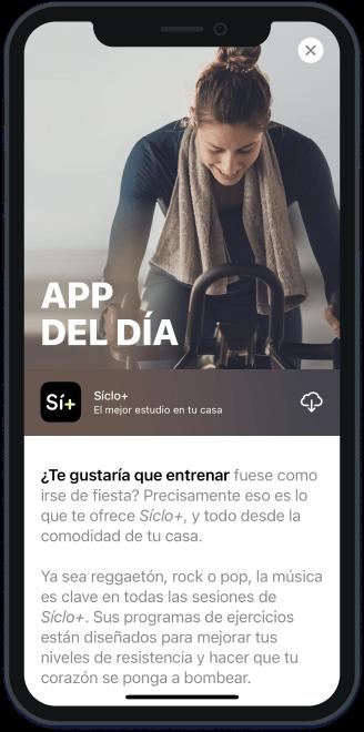 Síclo mobile app